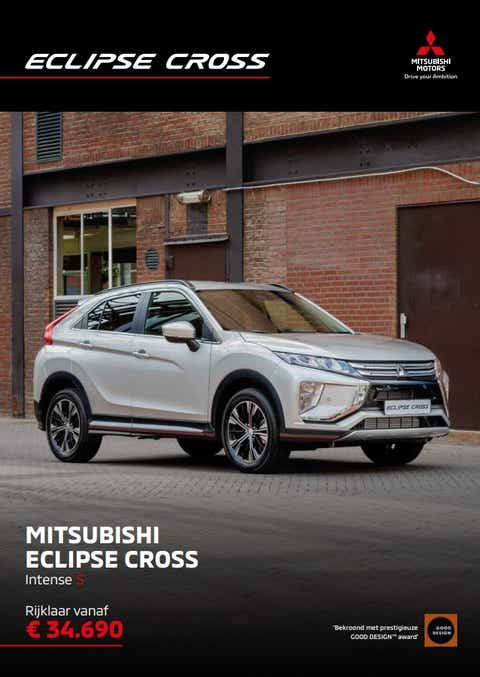 Eclipse Cross Intense S